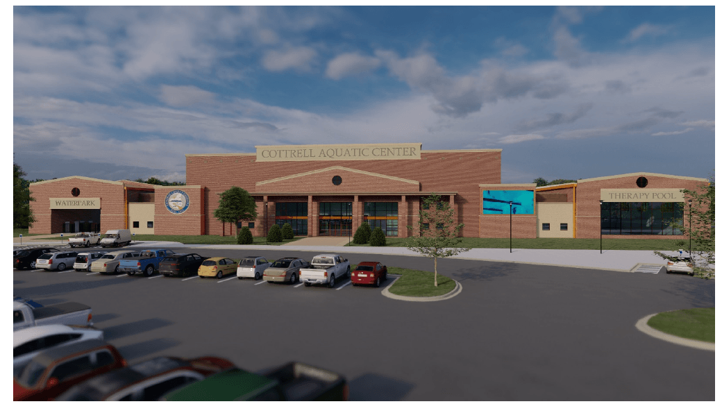 Aquatic Center Conceptual Design