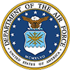 Department of the Air Force United States of America